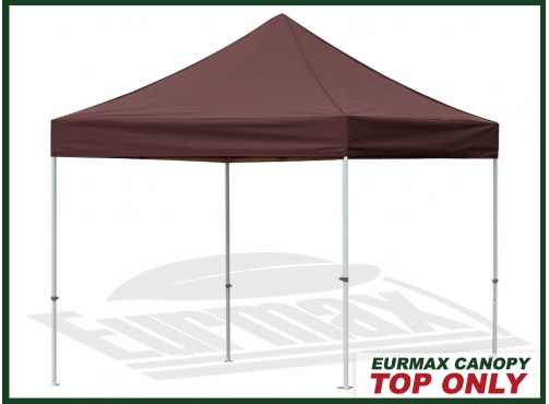 10x10-Replacement-Canopy-Top (Select-Color-Brown).