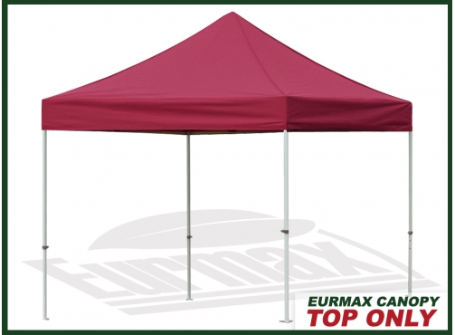 10x10-Replacement-Canopy-Top (Select-Color-Burgundy).