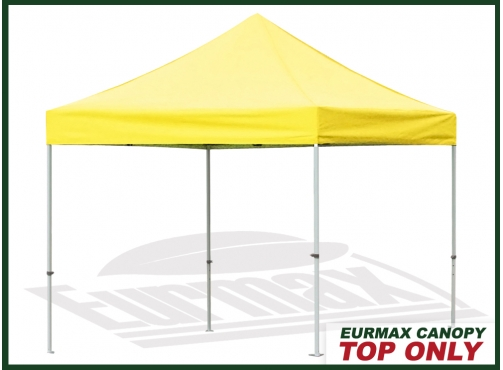 10x10-Replacement-Canopy-Top (Select-Color-Yellow)
