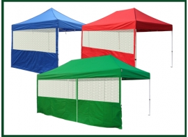 Pop Up Tent Screen Wall (Select Color and Size)  sc 1 st  eurmax.com : coleman instant canopy screenwall accessory - memphite.com