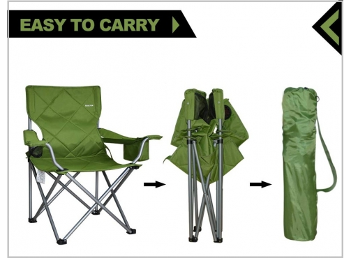 Astonishing Suzeten Oversized Folding Camping Chair Is The Best Great Alphanode Cool Chair Designs And Ideas Alphanodeonline