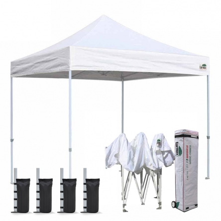 STANDARD 10x10 Canopy Tent (Select Color)