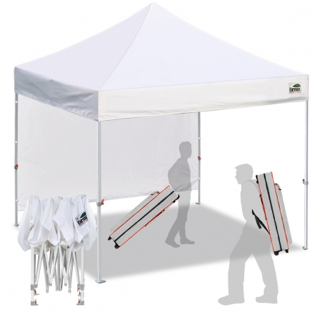 Smart 10x10 Pop Up Canopy Tent (Select Color)
