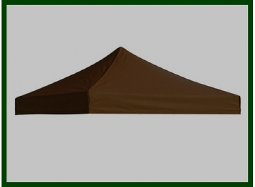 10x10 EZ Pop Up Canopy Tent Replacement Canopy Top Cover?Select Color? : brown canopy tent - memphite.com