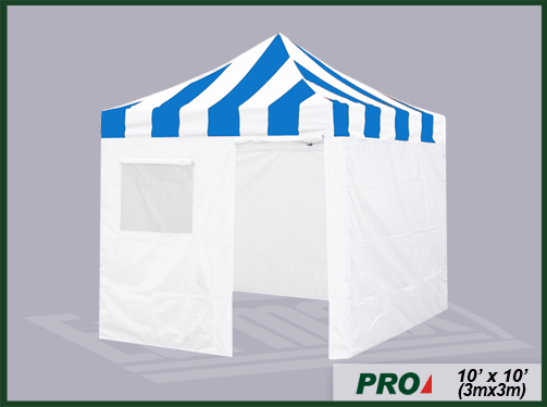 PRO Carnival 10x10 Pop Up Tent + 4 Zipper Walls(Select Color)  sc 1 st  eurmax.com & 10 x 10 Pop Up Canopy