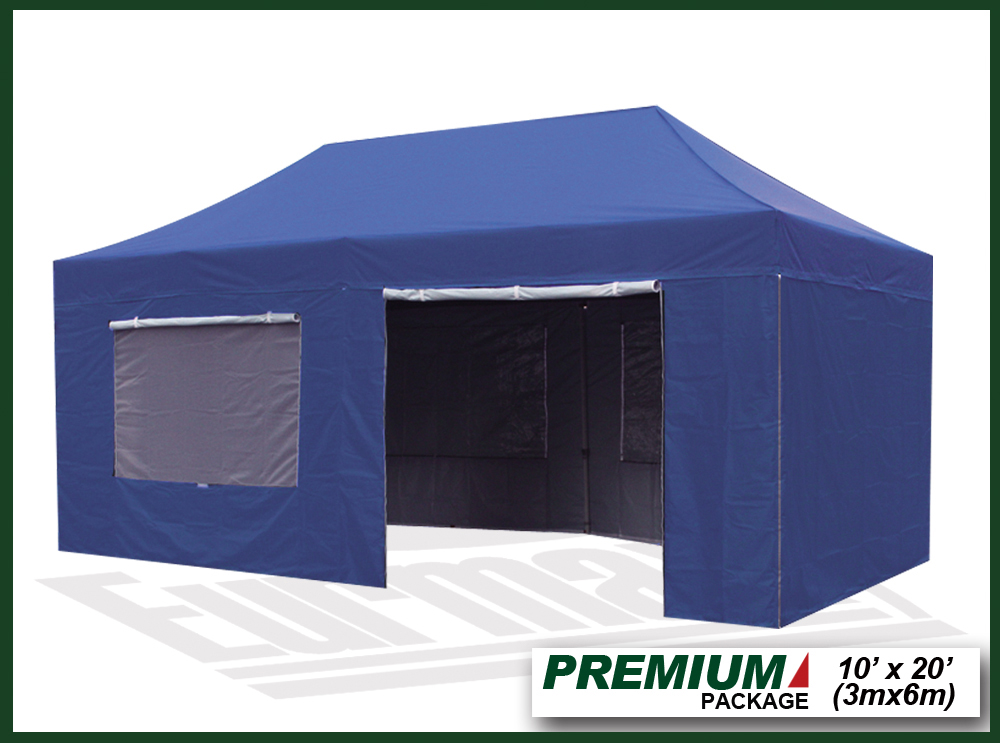 & 10 x 20 Pop Up Canopy