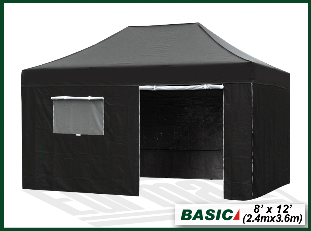 & 8 x 12 pop up canopy