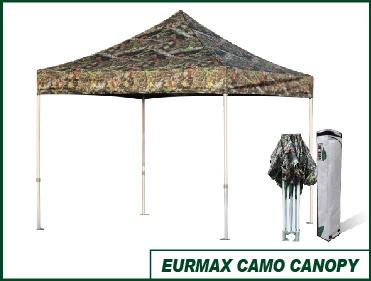 camo canopy