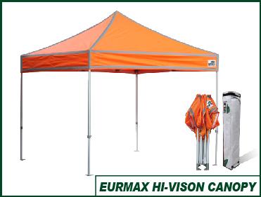 hi-viz canopy