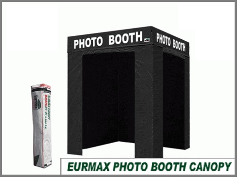 photo booth canopy