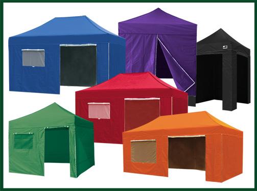 & EZ Pop Up Canopy Tent Enclosure Wall Kit - Eurmax.com