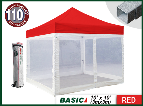 prev next - 10x10 Canopy Tent
