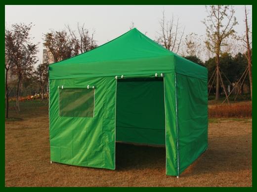 Pop Up Canopy Enclosures : Ez pop up canopy tent enclosure wall kit eurmax